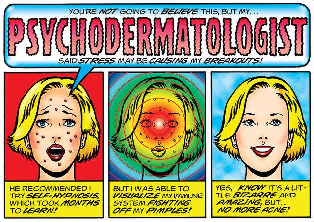 Psychodermatologist